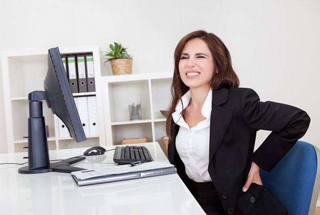 eviter les lumbago au travail